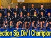 Section Six Div I Champions