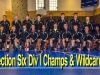 Section Six Div I Champs & Wildcards