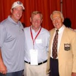 Jim Kelly, Bill Polian, Marv Levy