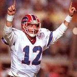 Jim Kelly Buffalo Bills Legend