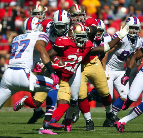 SAN FRANCISO 49ERS VS BUFFALO BILLS