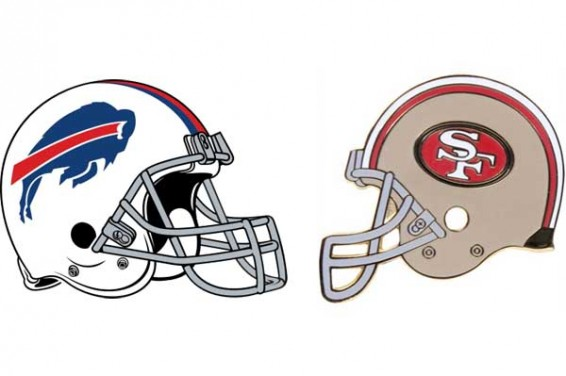 Bills vs 49'ers