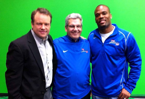 Tasker, Bob and Fred Jackson