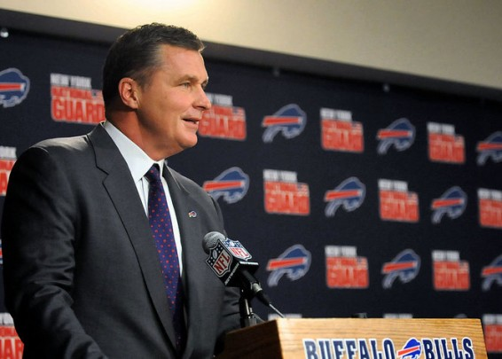Coach Doug Marrone