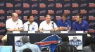 Buffalo Bills pre draft luncheon