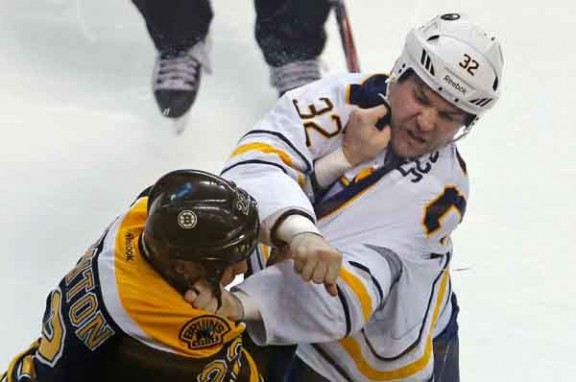 Buffalo Sabres John Scott