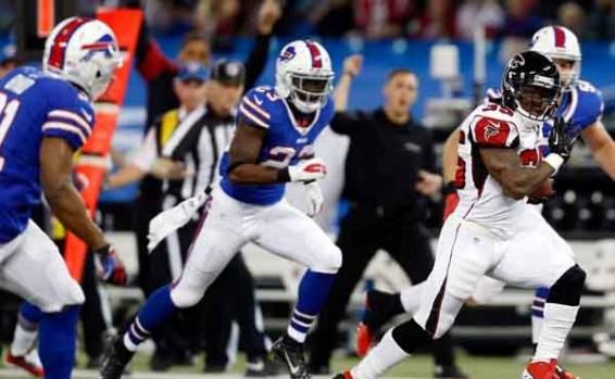 Atlanta 34 Bills 31