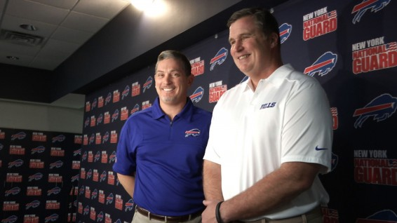 Doug Marrone and jim Schwartz