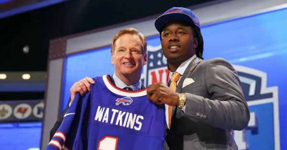 Bills draft Sammy Watkins