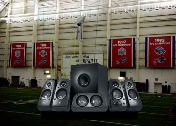 music at Bills practice
