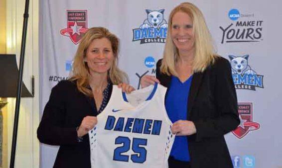 Daemen basketball coach