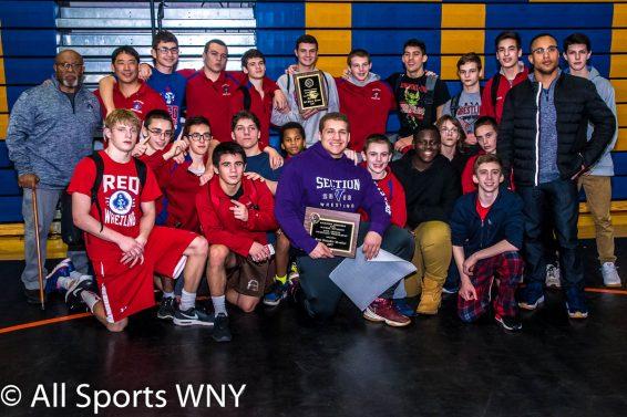 Fairport wrestling