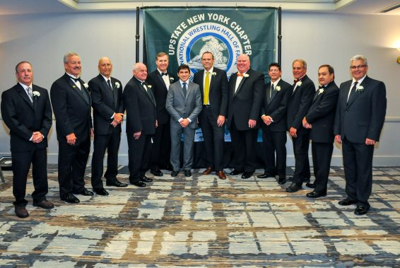 Upstate NY National Wrestling HOF Inductees