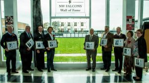 NW Falcon Wall of Fame