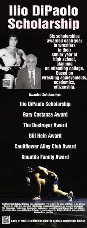 Ilio DiPaolo Scholarship
